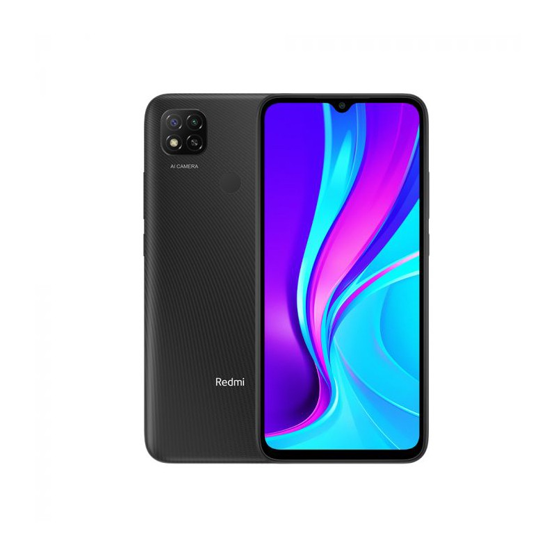 Xiaomi Redmi 9C 3/64GB Midnight Gray