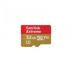 SanDisk Extreme microSD 32GB UHS-I 100MB/s