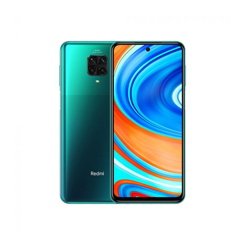 Xiaomi Redmi Note 9 Pro 6/64GB Tropical Green